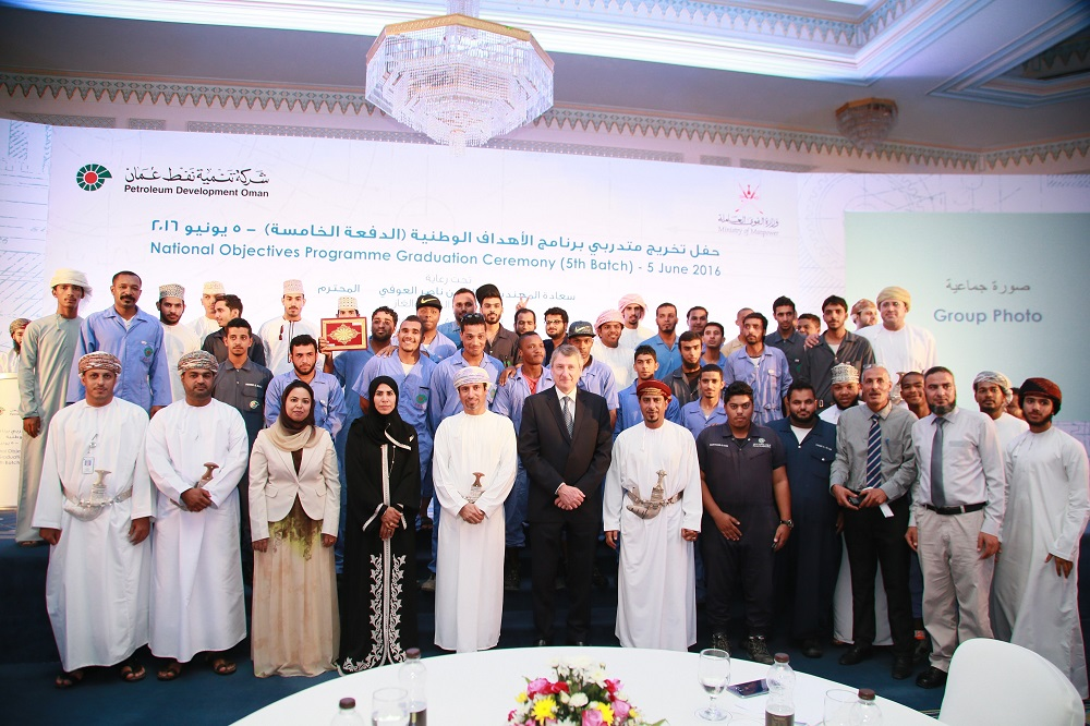 تنمية نفط عمان:إستراتيجية القيمة المضافة تمضي وفق الخطة