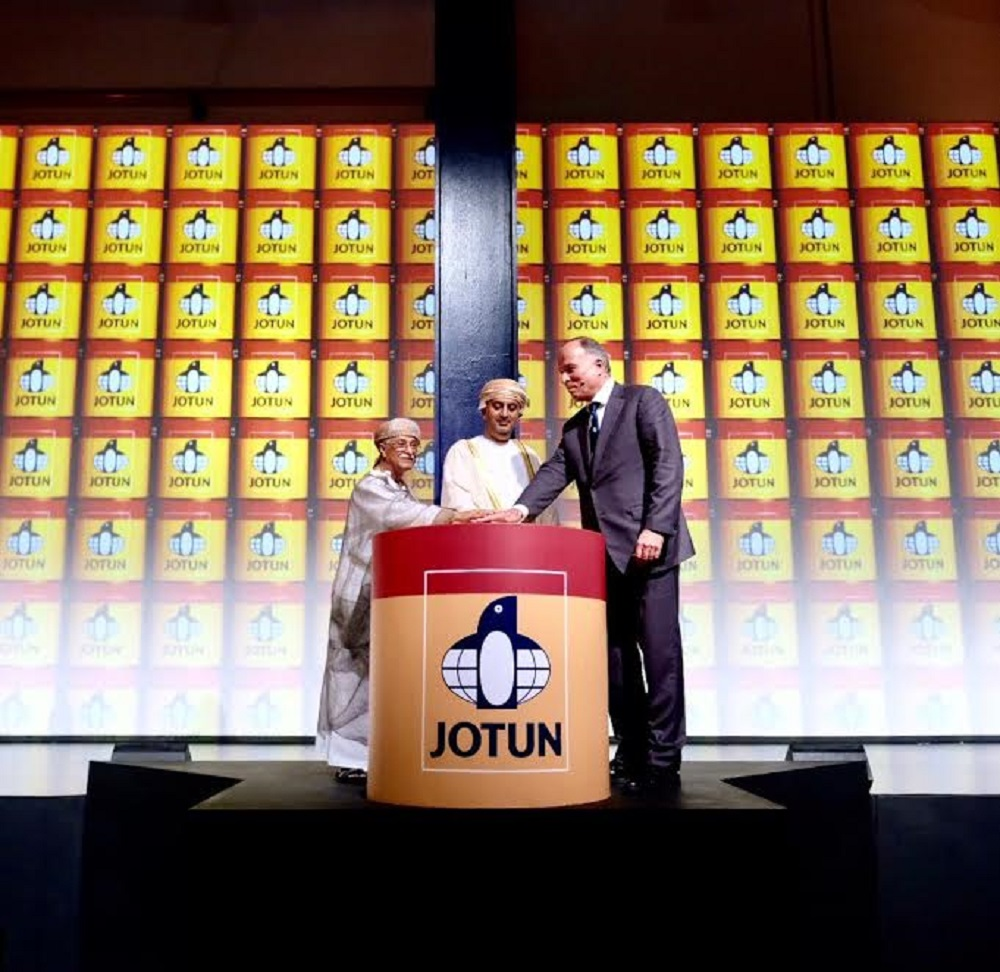 أصباغ جوتن تضاعف سعتها الإنتاجية بافتتاح  مصنعها الجديد بصناعية الرسيل