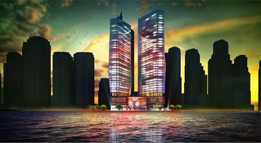 مجموعة فنادق ريكسوس:انشاء مشاريع فندقية وسياحية في مسقط وصلالة