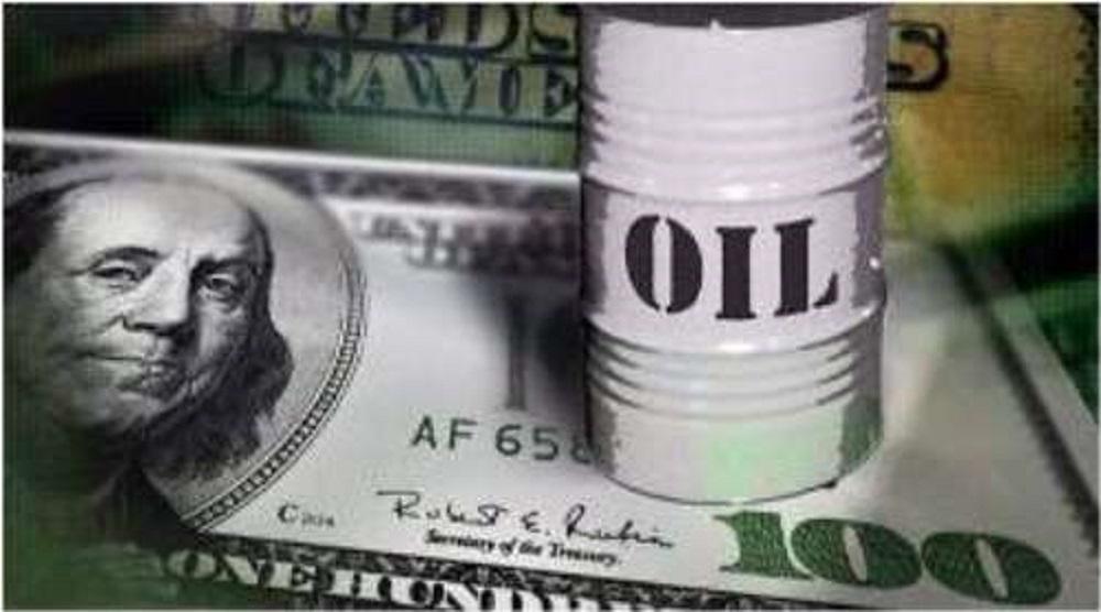 ارتفاع الدولار الأمريكي ولكن النفط ما يزال يئن تحت الضغوط