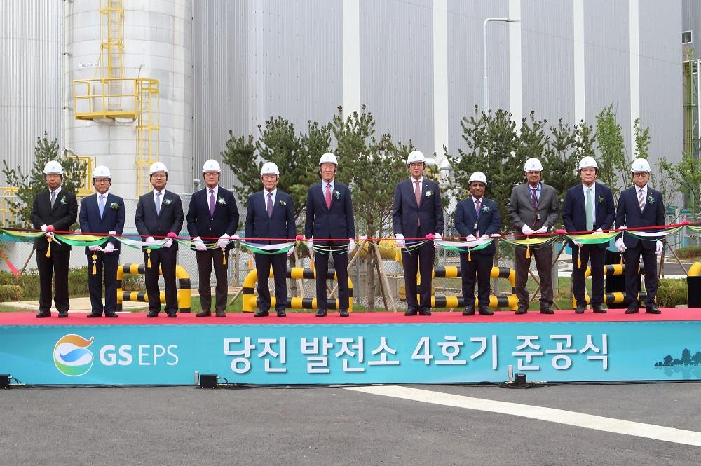 المشروع الإستثماري للنفط العمانية لمحطة توليد الطاقة الكهربائية بكوريا يستكمل بناء المرحلة الرابعة لأكبر محطة طاقة حيوية في آسيا