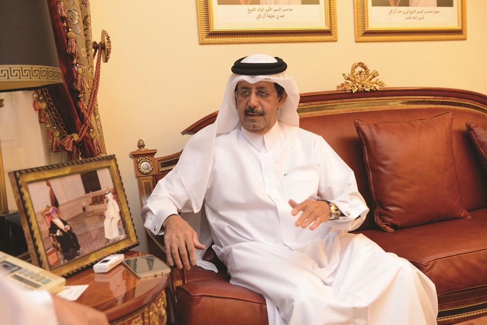 السفير القطري لـ