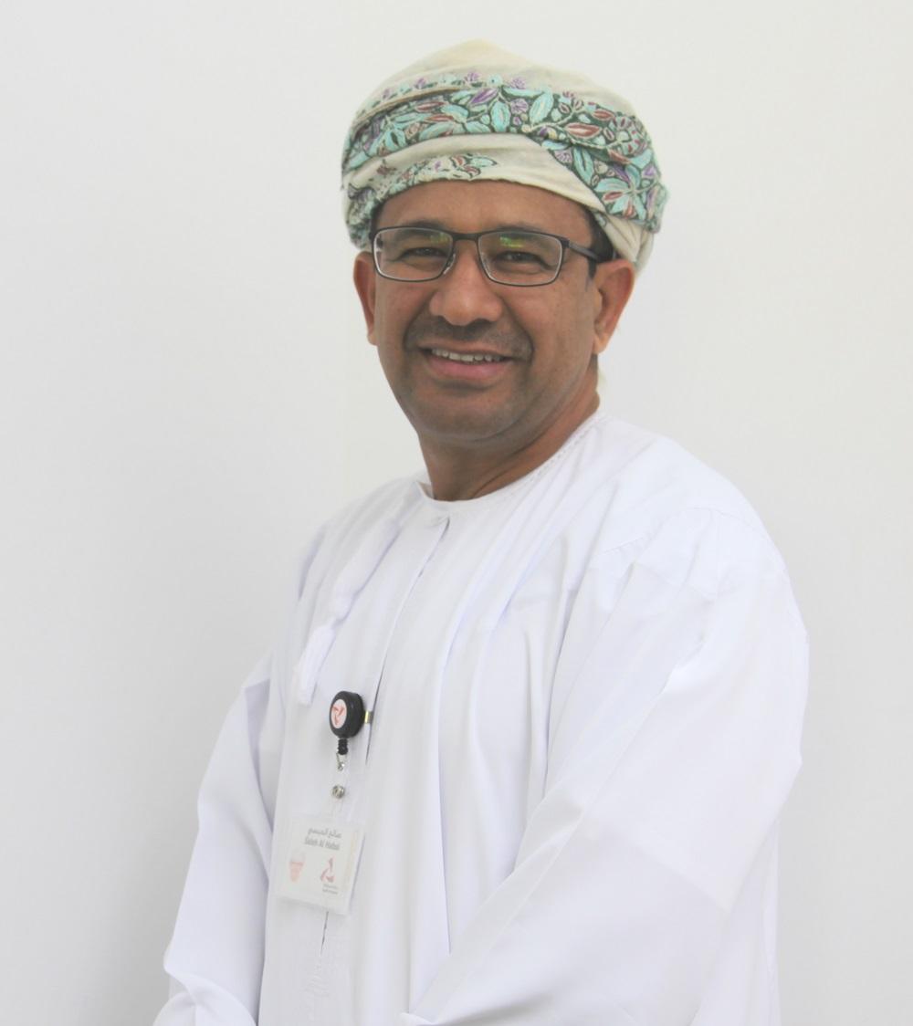 تعيين صالح الحبسي بمنصب نائب مدير عام الإستثمارات وإدارة الاصول ببنك مسقط