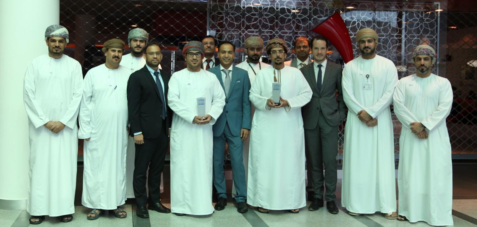 صندوق أوريكس من بنك مسقط يفوز بجائزة أفضل صندوق إستثماري في المنطقة