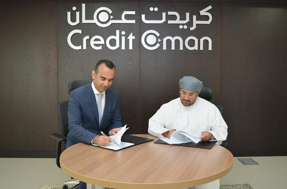 كريدت عمان توقع اتفاقية في مجال استرداد المستحقات المتعثرة من المشترين