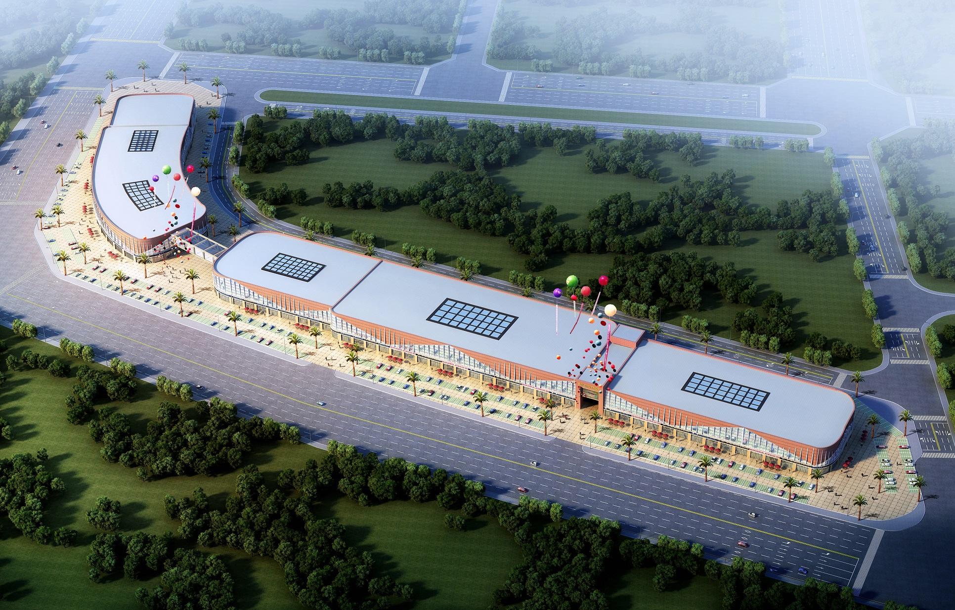 توقيع اتفاقية شراكة لإنشاء سوق مواد البناء بالدقم
