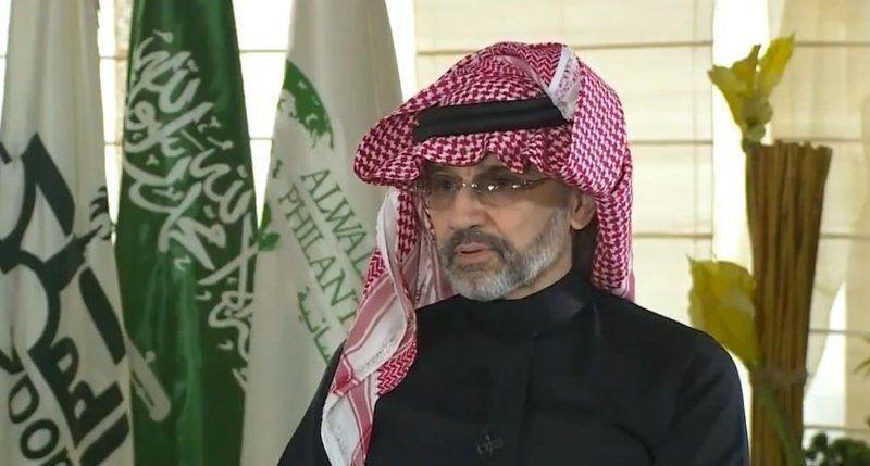الوليد بن طلال يستحوذ على حصة في شركة سناب شات