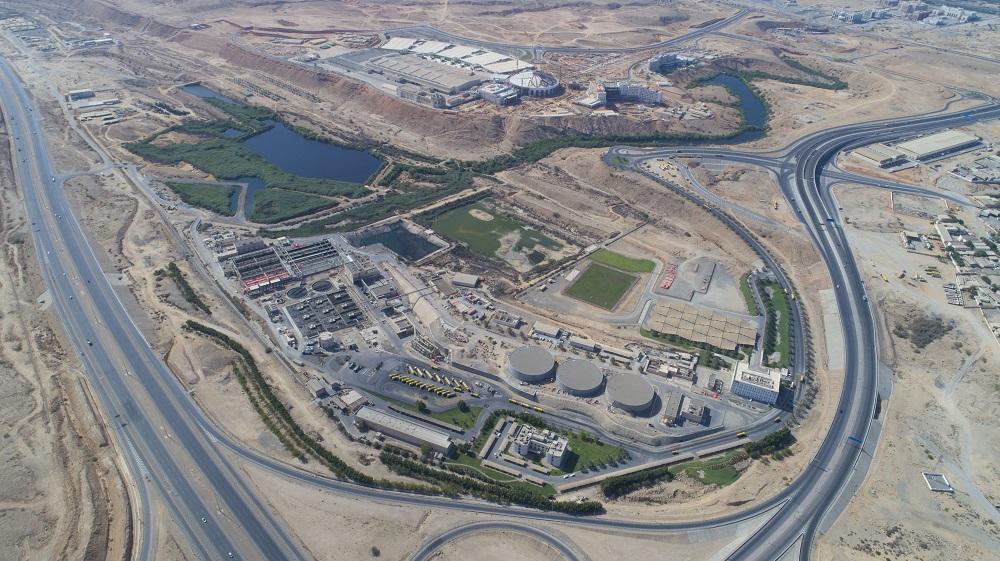 حيا للمياه تكمل المرحلة الثانية من توسعة أكبر محطات الصرف الصحي في العالم